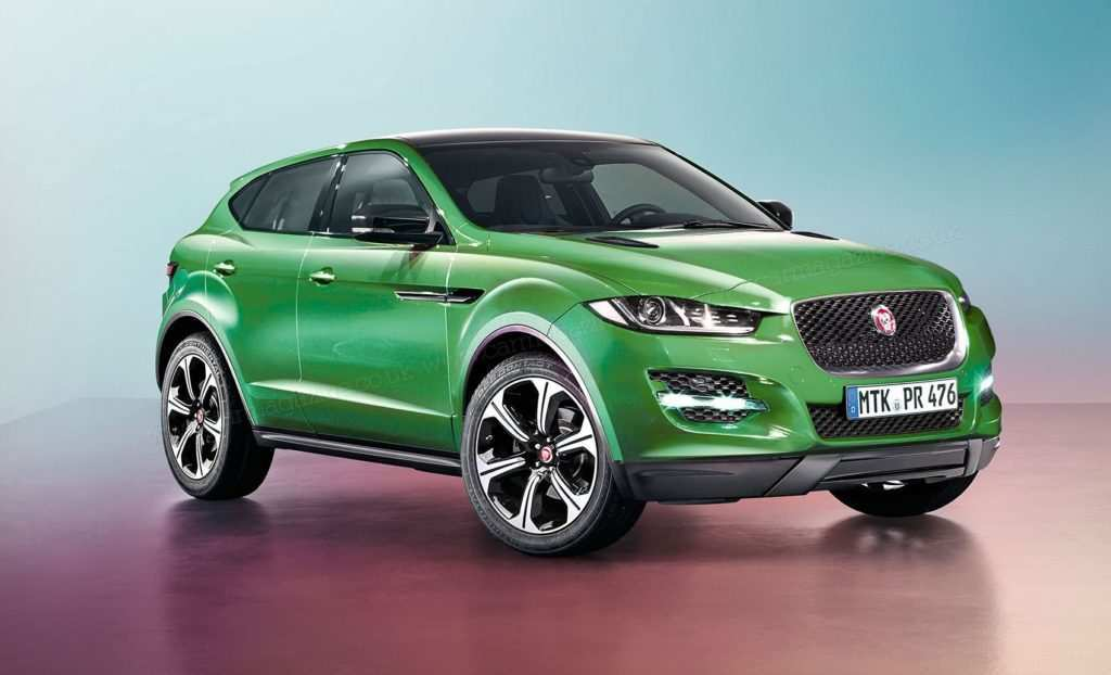 14 All New 2019 Jaguar I Pace Release Date Exterior And Interior