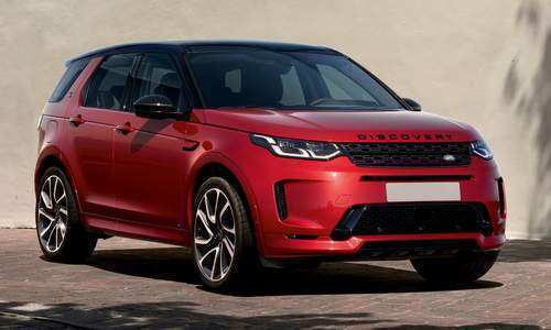14 All New 2019 Land Rover Discovery Sport Ratings