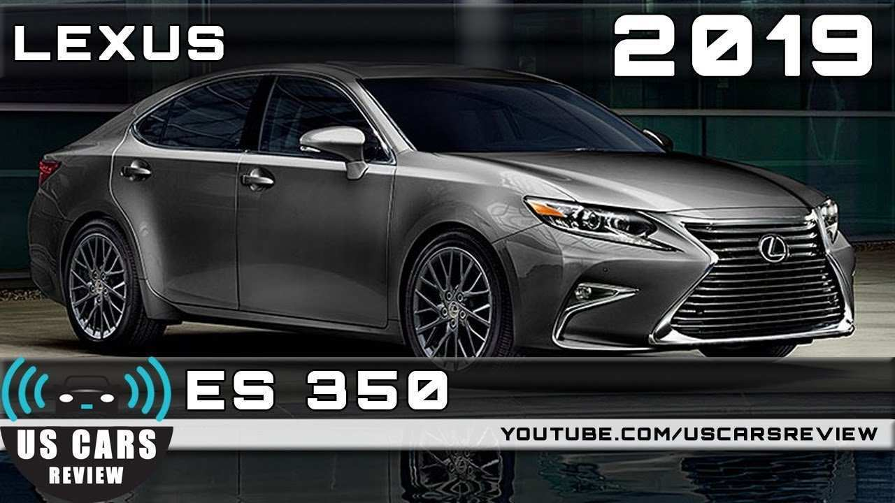 14 All New 2019 Lexus Es Awd Picture
