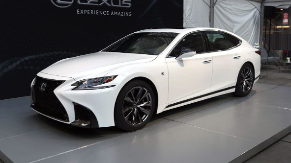 14 All New 2019 Lexus IS 250 Wallpaper