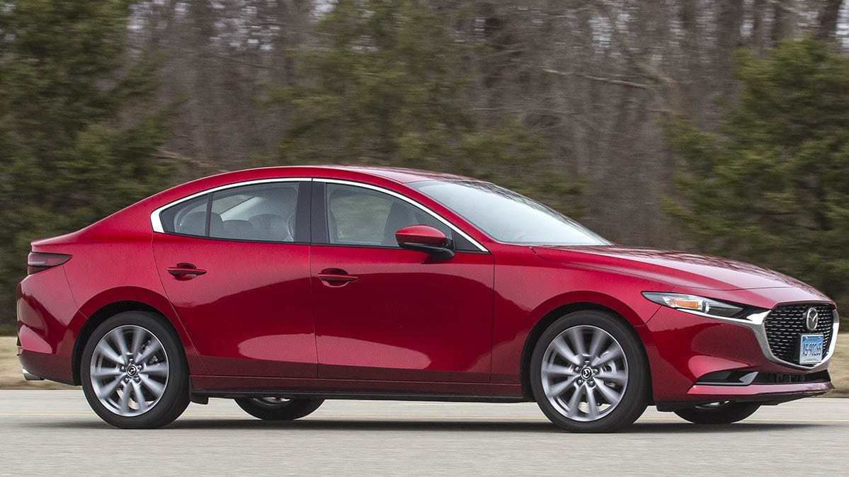 14 All New 2019 Mazda 3 Sedan Pictures