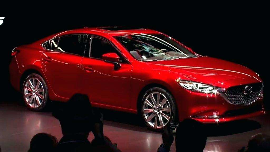 14 All New 2019 Mazda 6 Turbo 0 60 Release Date