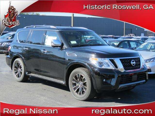 14 All New 2019 Nissan Armada Picture