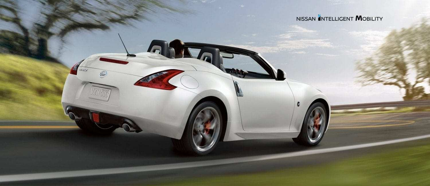14 All New 2019 Nissan Z Picture