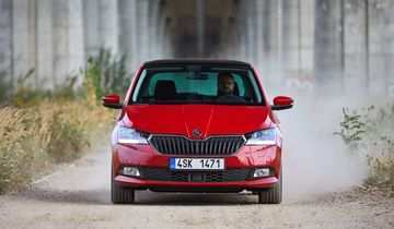 14 All New 2019 Skoda Roomster Photos