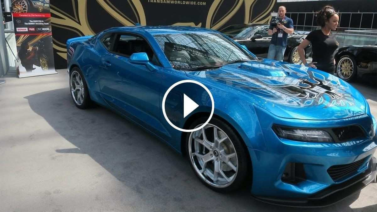 14 All New 2019 The Pontiac Trans Rumors