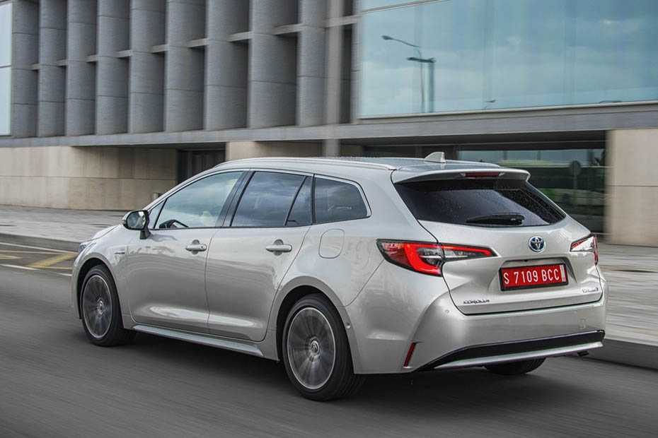 14 All New 2019 Toyota Corolla Performance and New Engine
