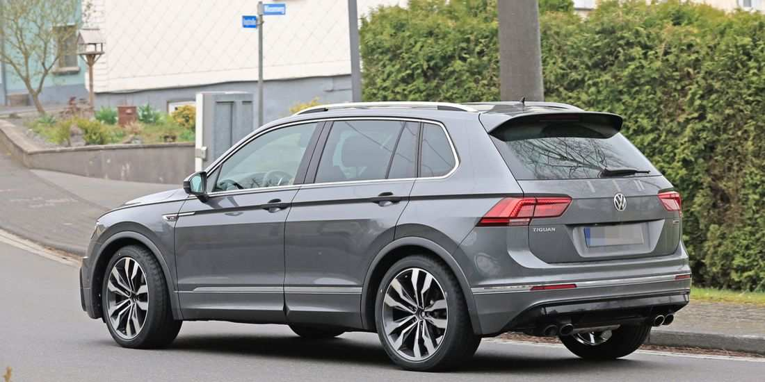 14 All New 2019 VW Tiguan New Concept