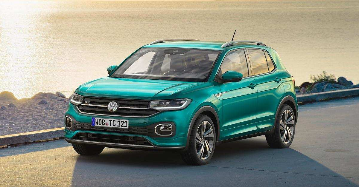 14 All New 2019 Volkswagen Cross Picture