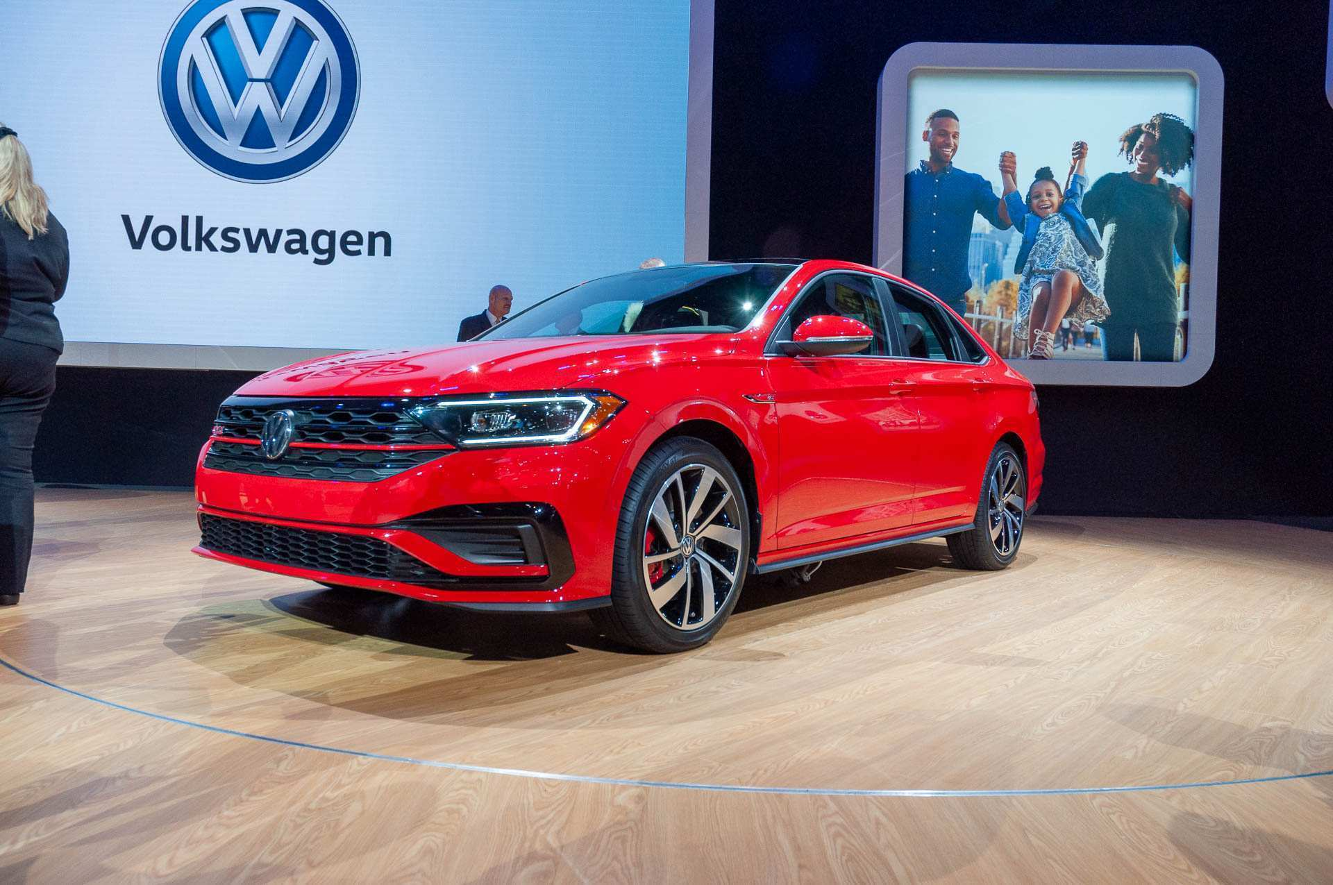 14 All New 2019 Vw Jetta Gli Exterior