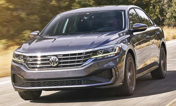 14 All New 2019 Vw Passat Model