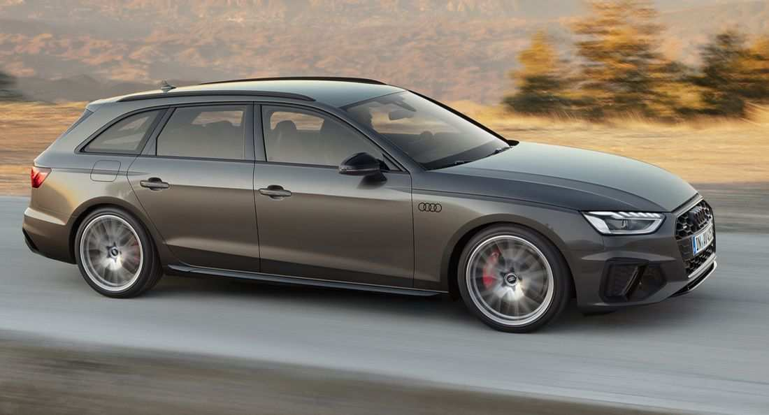 14 All New 2020 Audi A4 First Drive