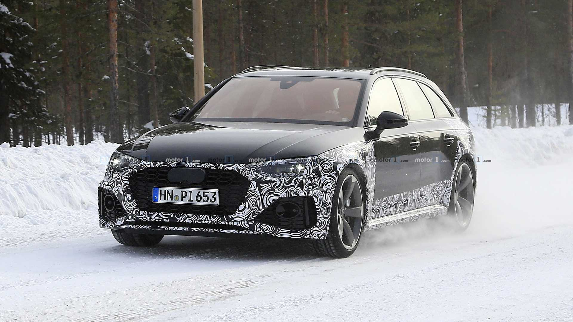14 All New 2020 Audi Rs4 Reviews