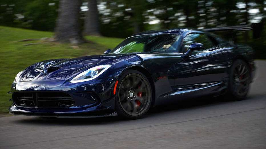 14 All New 2020 Dodge Viper ACR Release