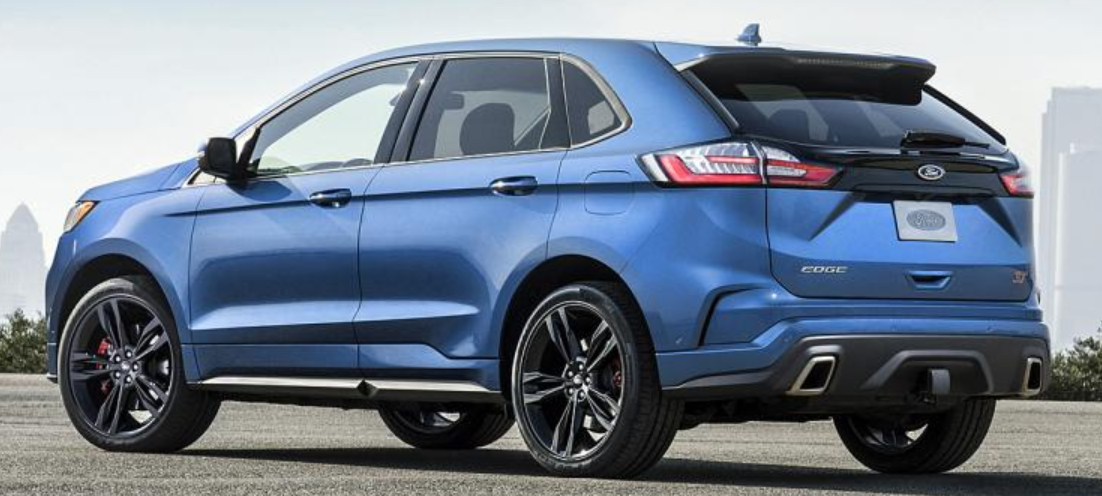 14 All New 2020 Ford Edge New Design Prices