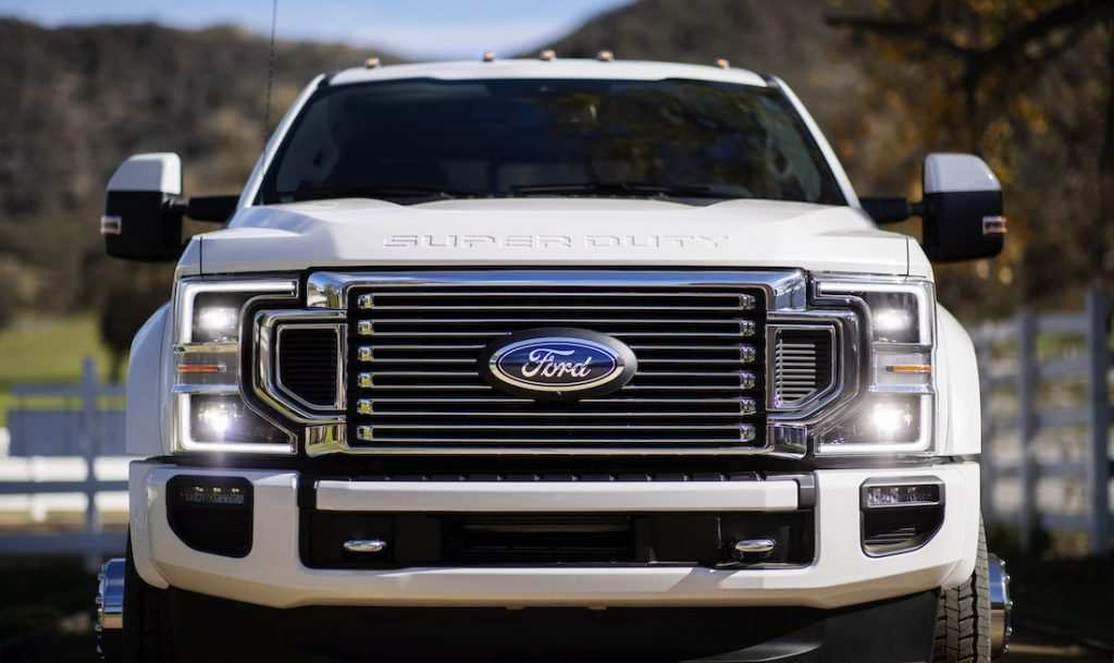 14 All New 2020 Ford Super Duty Concept And Review