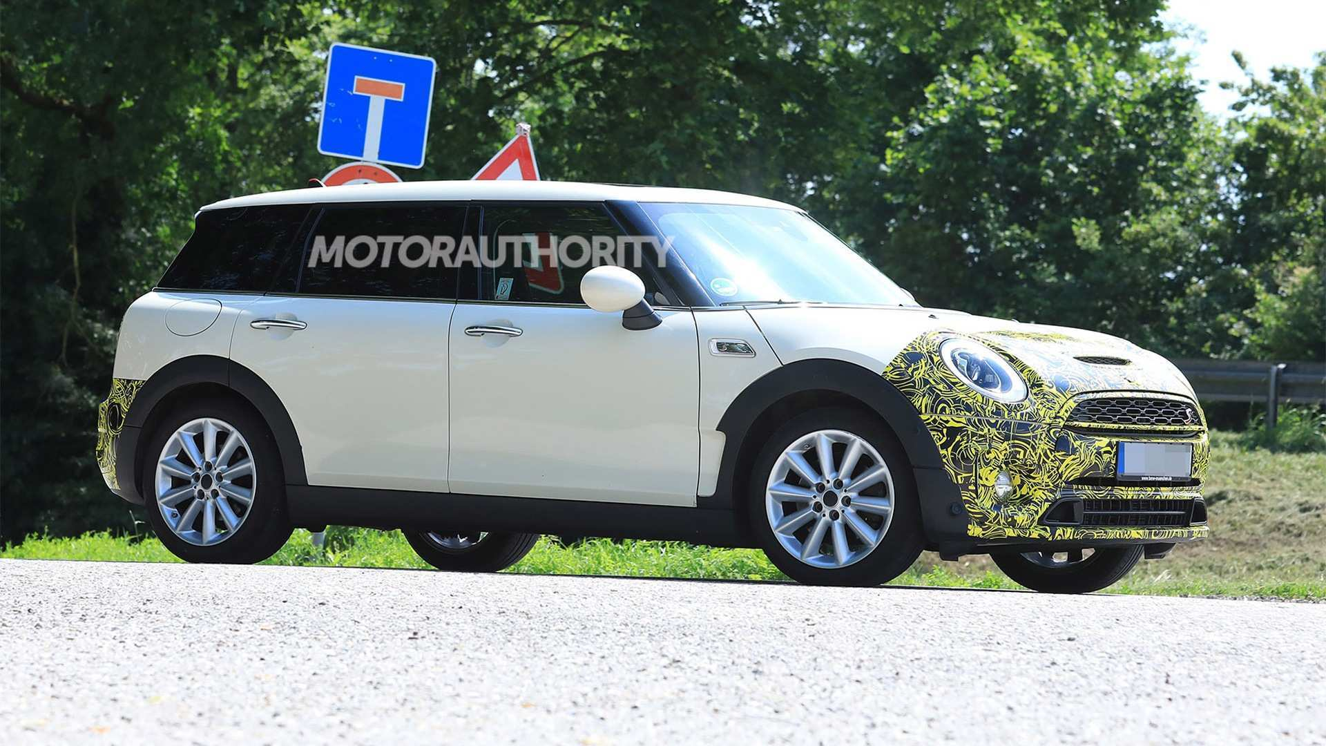 14 All New 2020 Mini Clubman Overview