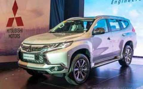 14 All New 2020 Mitsubishi Montero Sport Philippines Rumors