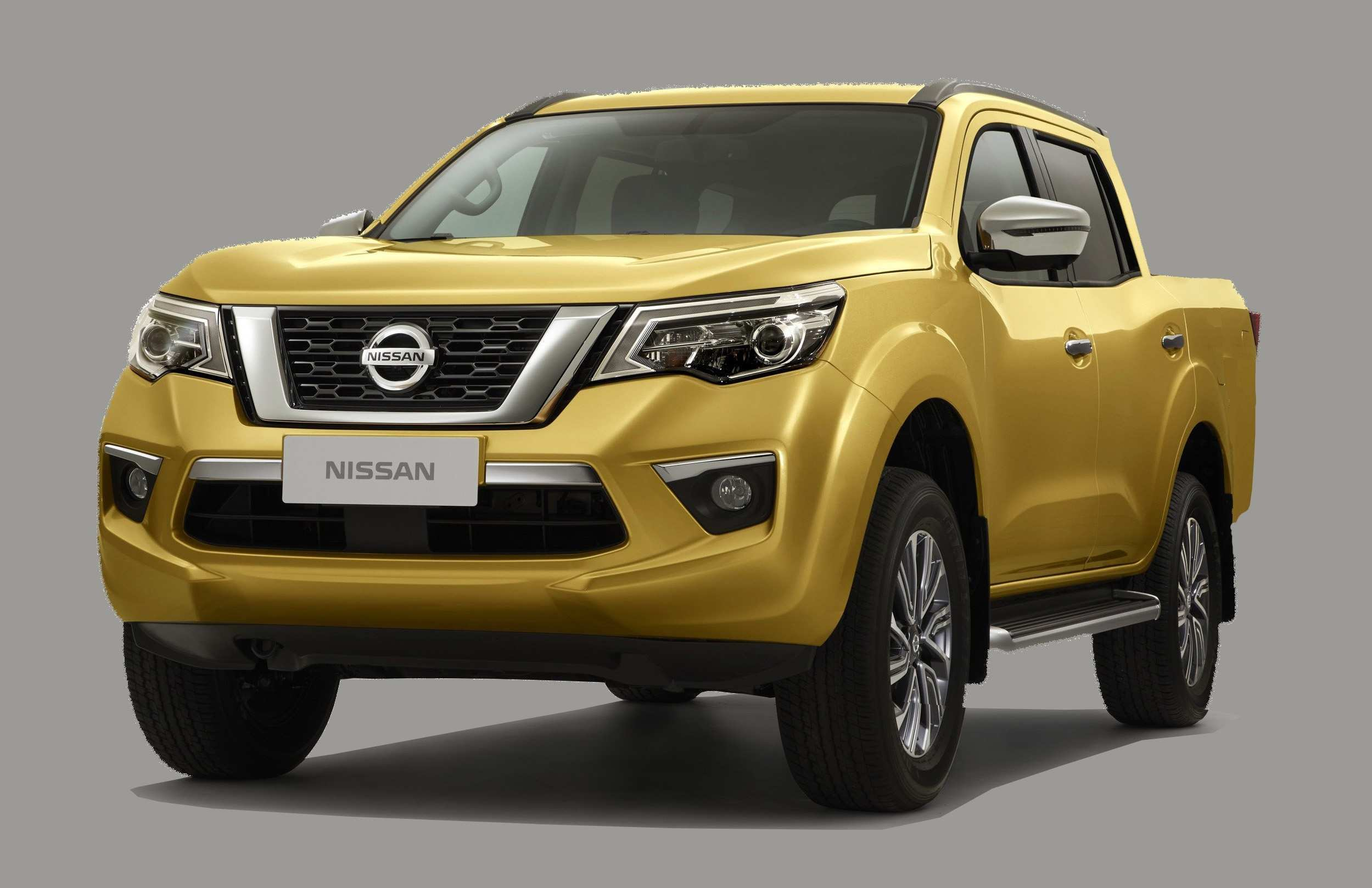 14 All New 2020 Nissan Navara Images