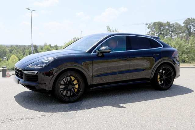 14 All New 2020 Porsche Cayenne Turbo S Price