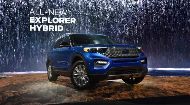 14 All New 2020 The Ford Explorer Release Date And Concept