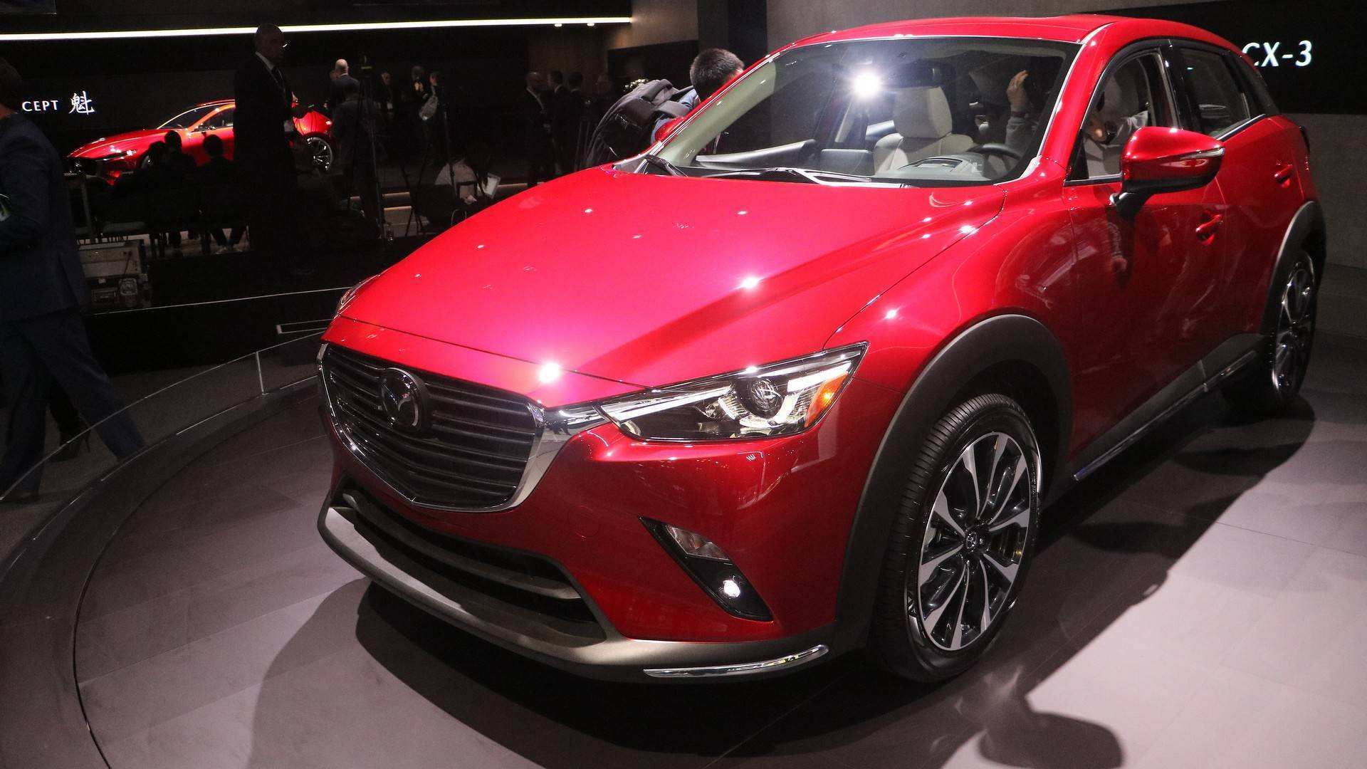14 All New Future Mazda Cx 3 2020 Release