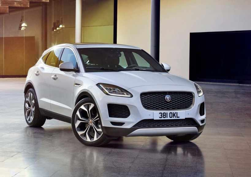 14 All New Jaguar E Pace 2020 Picture