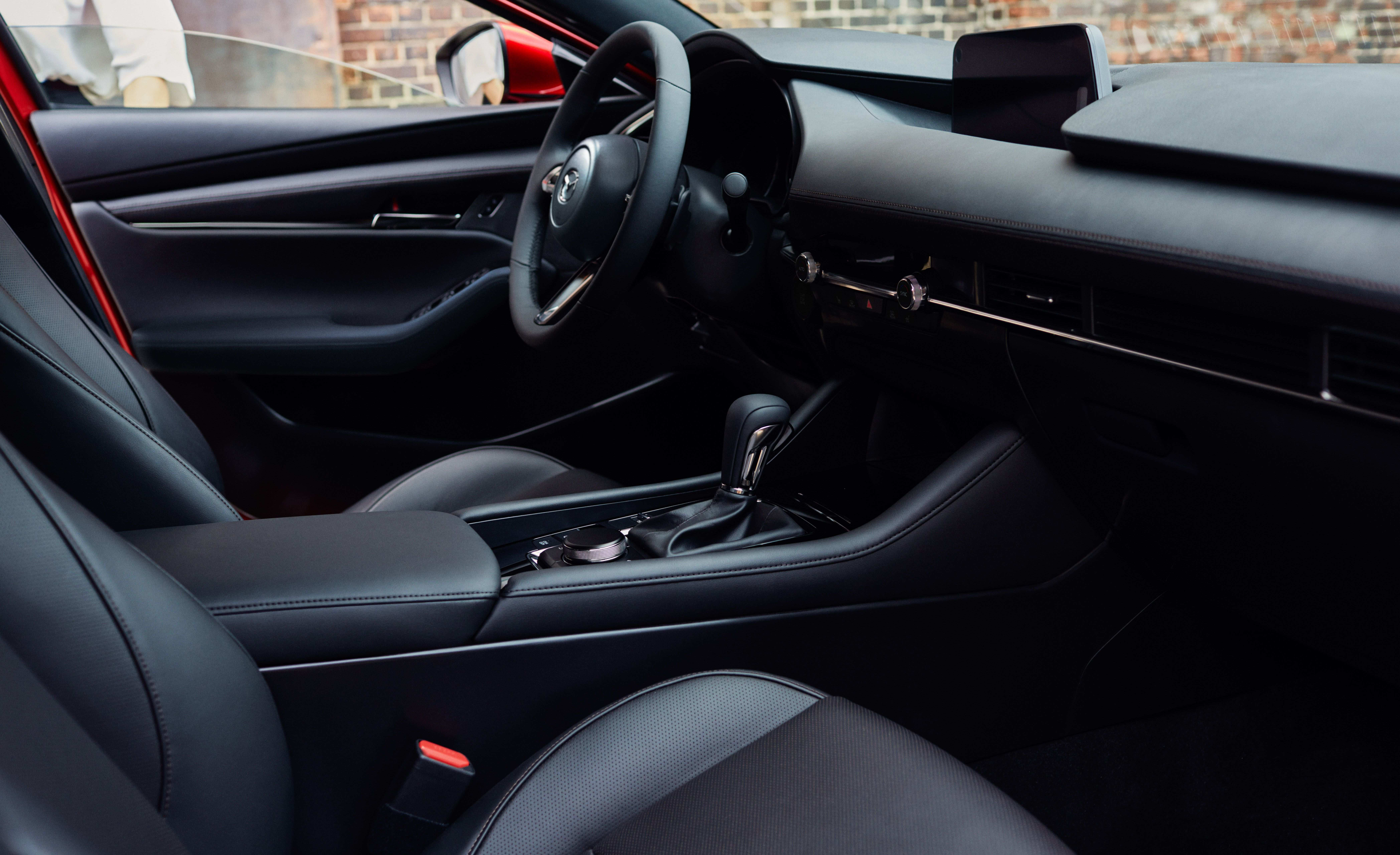 14 All New Mazda 6 2019 Interior Model