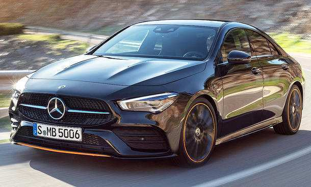 14 All New Mercedes Cla 2019 Release Date Photos