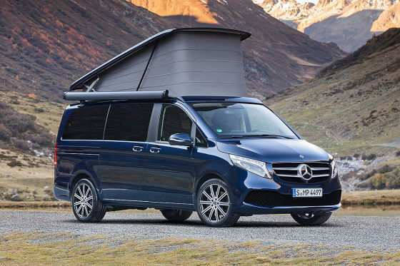 14 All New Mercedes V Klasse 2019 Ratings