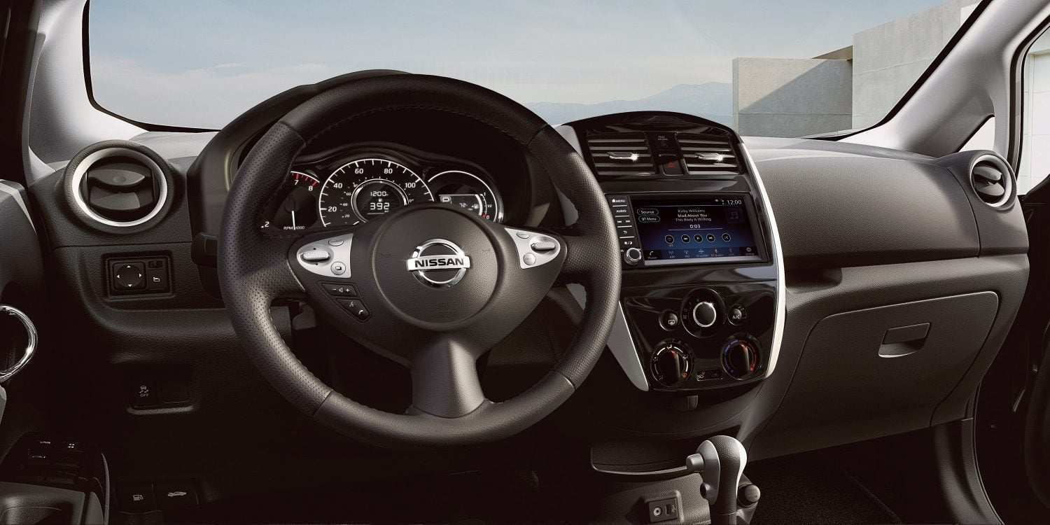 14 All New Nissan Versa 2019 Interior Pictures