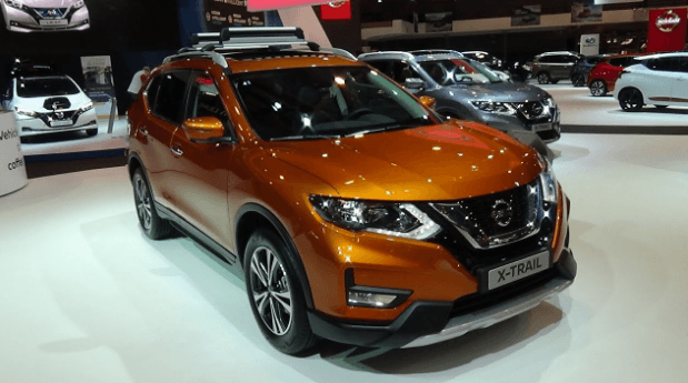 14 All New Nissan X Trail 2020 Spy Shoot