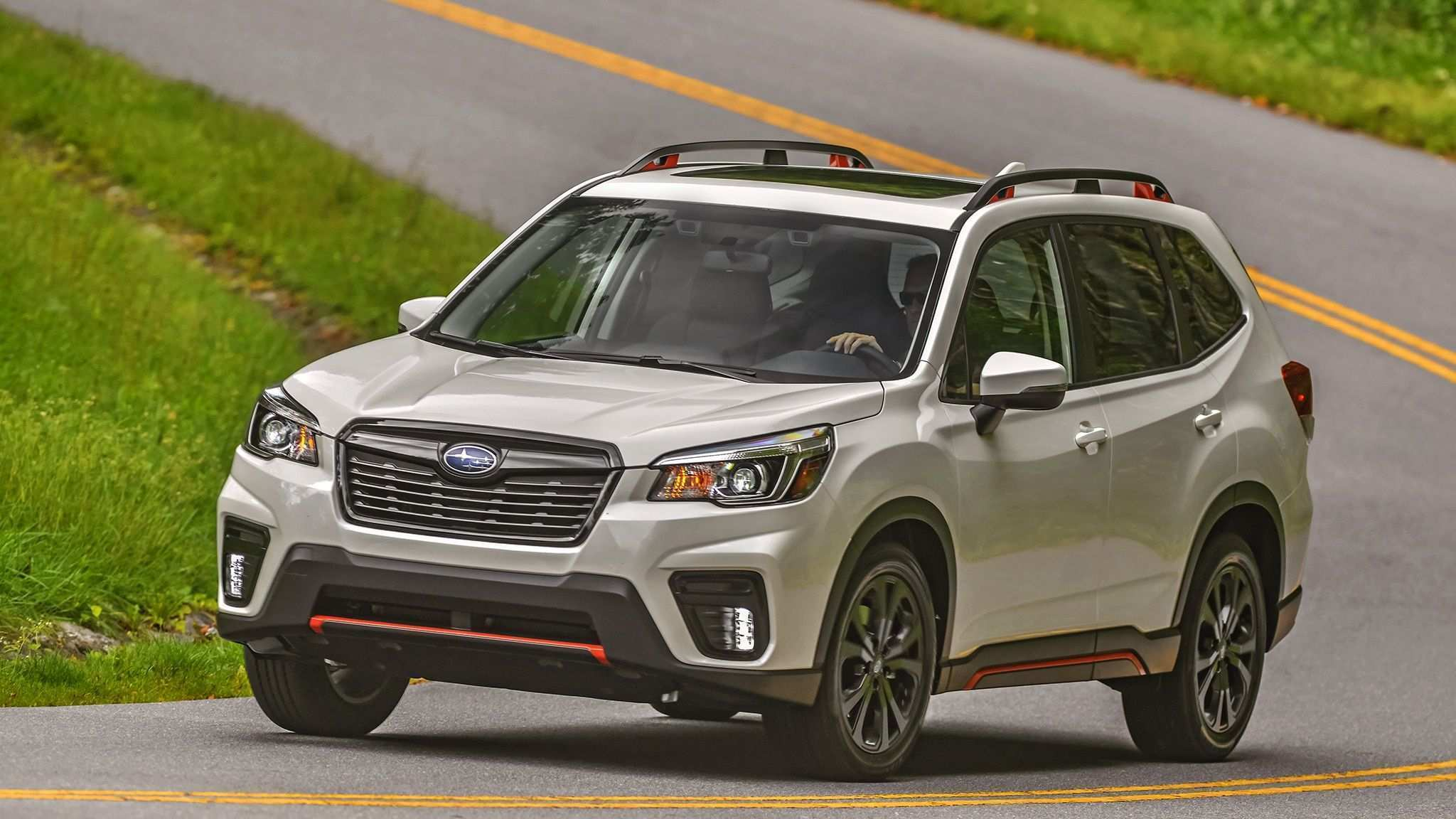 14 All New Subaru Forester 2019 Gas Mileage Spy Shoot