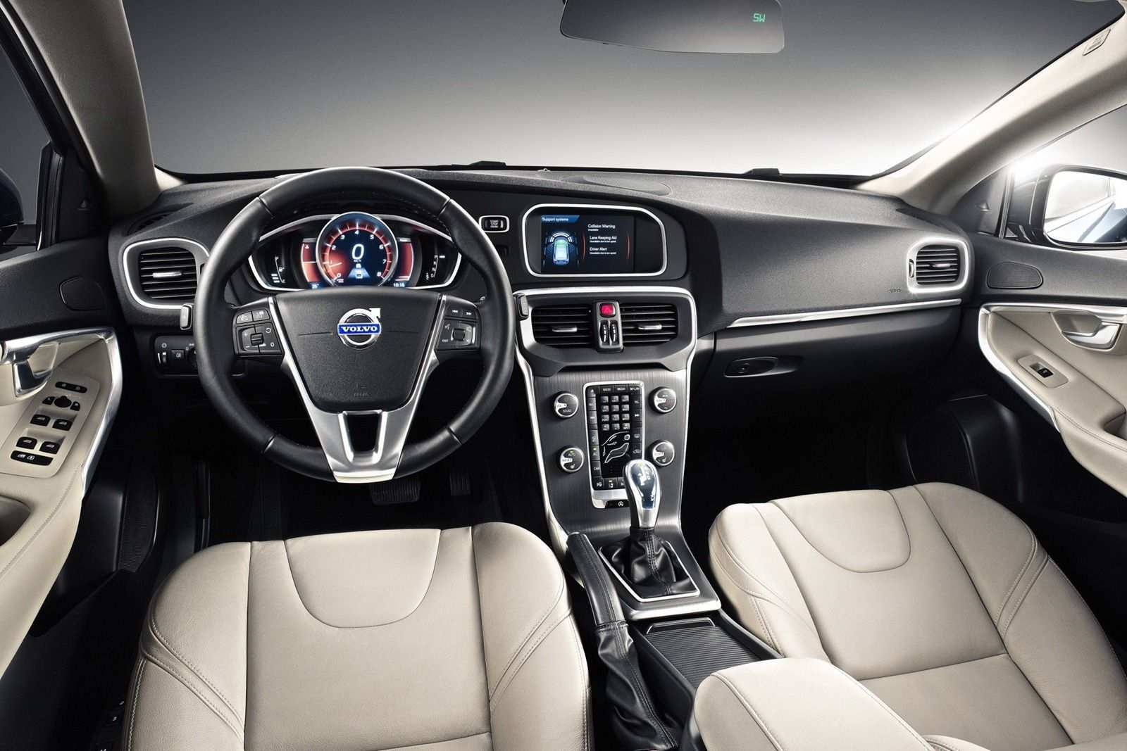 14 All New Volvo V40 2019 Interior Concept And Review