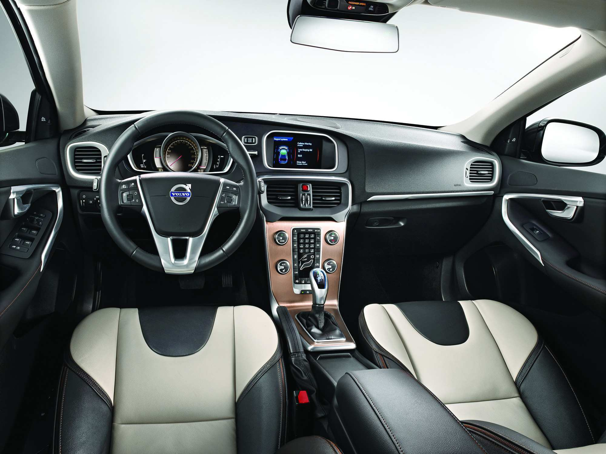 14 All New Volvo V40 2019 Interior Price Design And Review