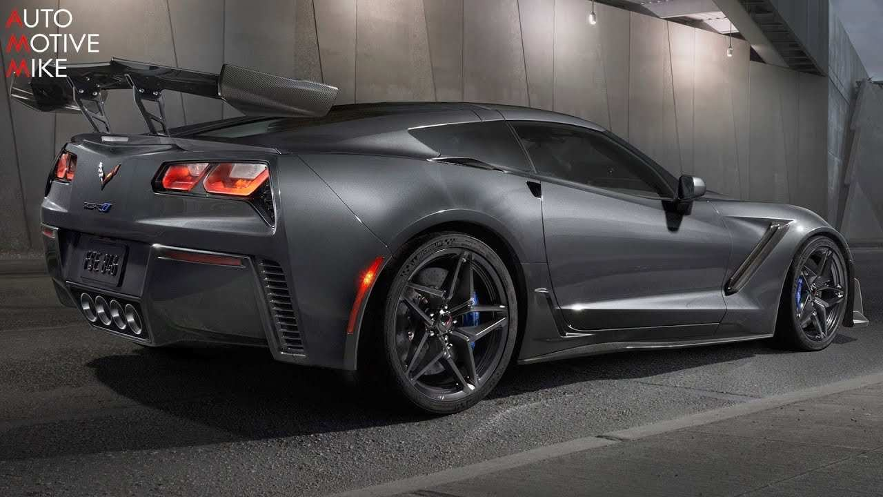 14 Best 2019 Corvette Z07 New Concept