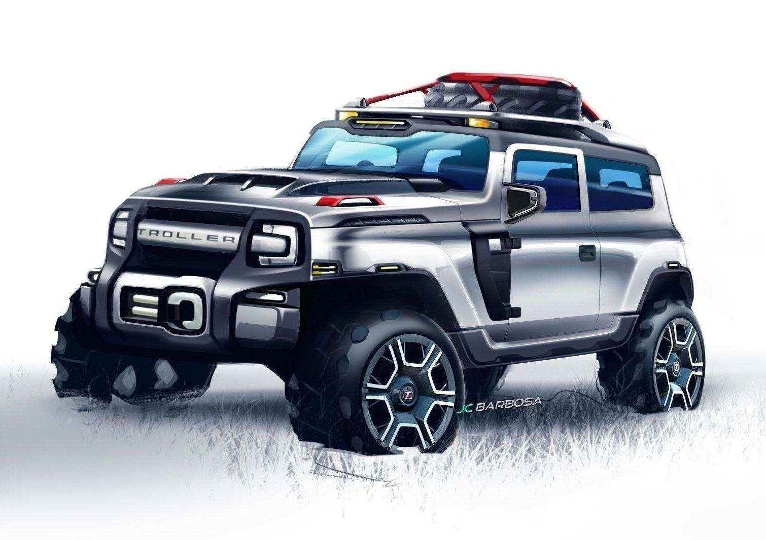 14 Best 2019 Ford Troller T4 Price