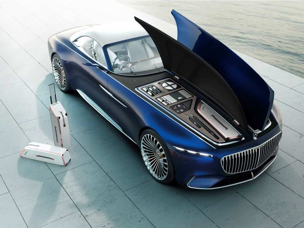 14 Best 2019 Mercedes Maybach 6 Cabriolet Price Spy Shoot