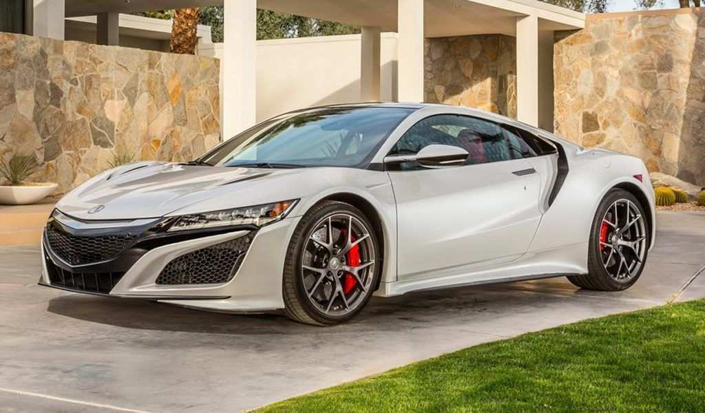 14 Best 2020 Acura NSX Speed Test