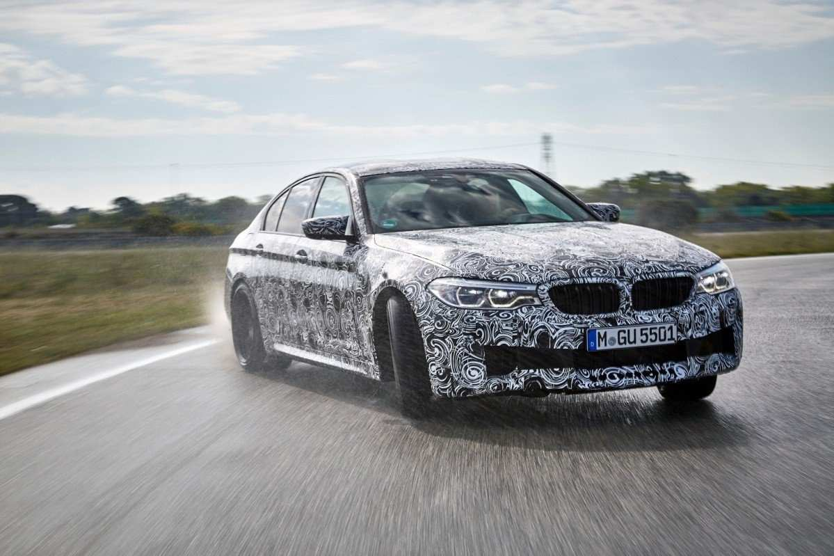 14 Best 2020 BMW M5 Get New Engine System Performance And New Engine