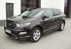2020 Ford Edge New Design