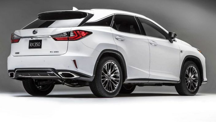 14 Best 2020 Lexus Rx 350 Vs 2019 Specs And Review