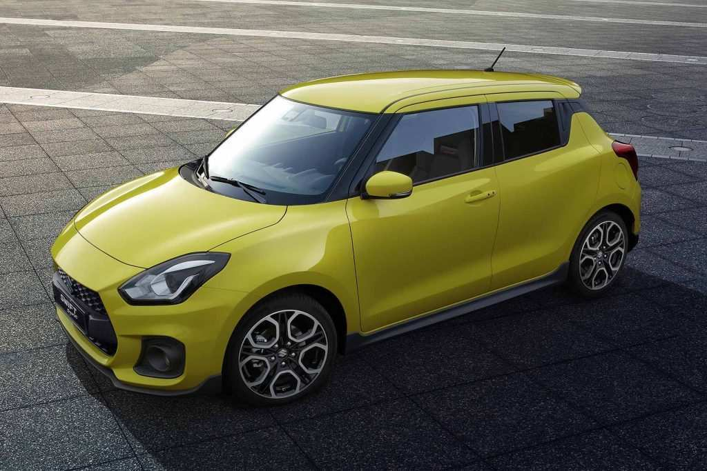 14 Best 2020 New Suzuki Swift Sport Photos