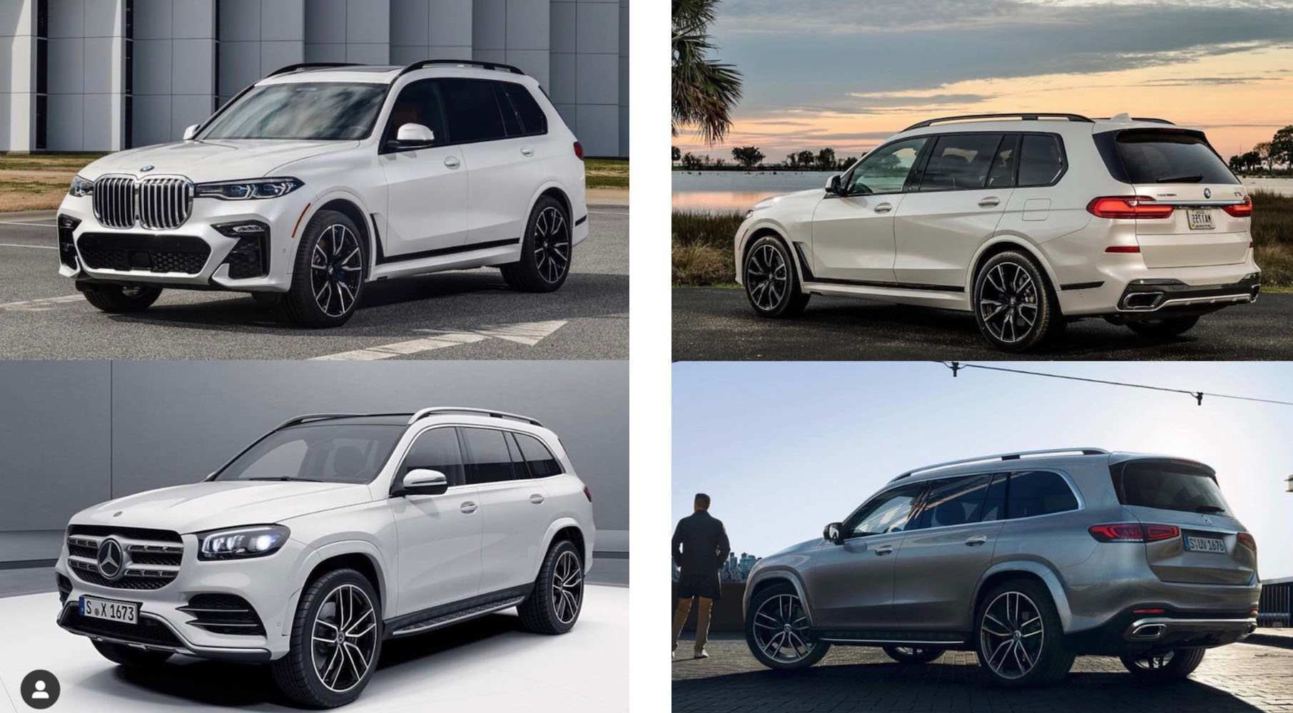 14 Best BMW X7 Vs Mercedes Gls 2020 Spesification