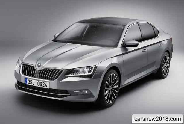 14 Best Spy Shots Skoda Superb Picture