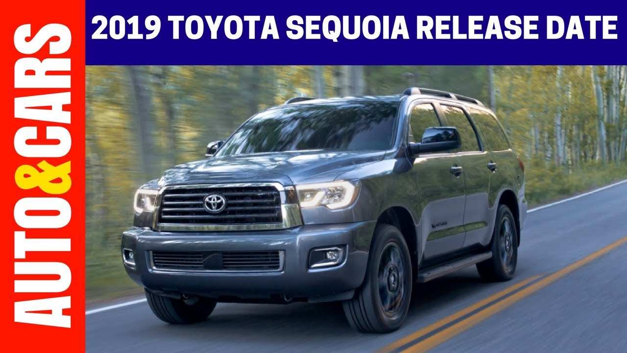 14 Best Toyota Sequoia 2019 Redesign Spy Shoot