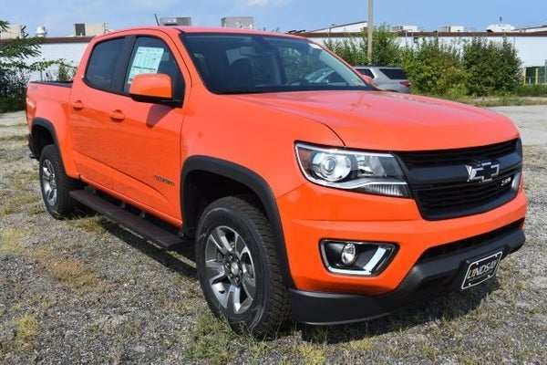 14 New 2019 Chevrolet Colorado First Drive