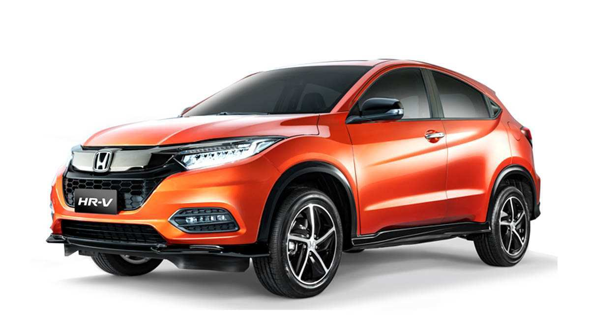 14 New 2019 Honda HR V First Drive