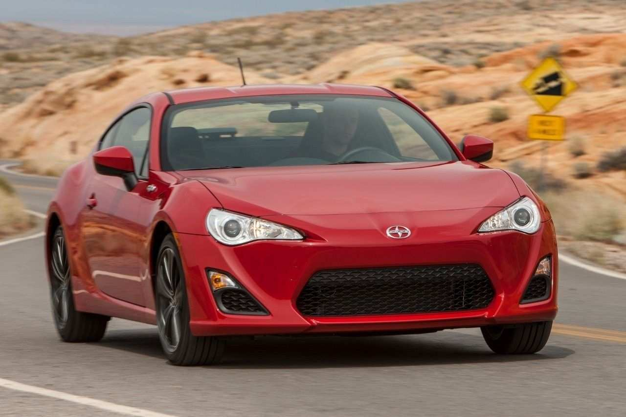 14 New 2019 Scion FR S Sedan New Model And Performance