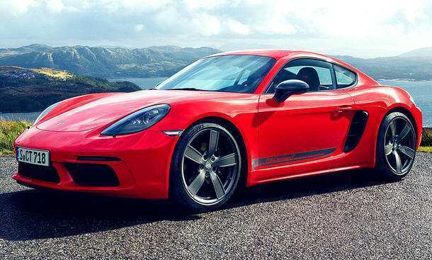 14 New 2019 The Porsche 718 Concept And Review